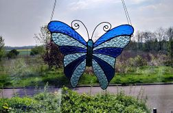 Zawieszka Zaczarowany Motyl Tiffany