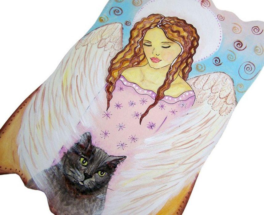 Anioł Opiekun - Anioł obrazek