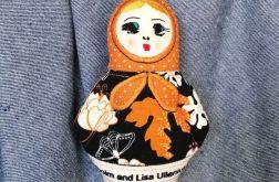 Brelok - matrioszka Lena