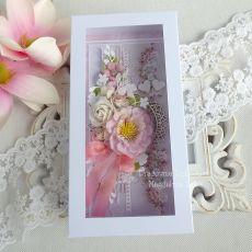 Ślubna kartka w pudełku 234