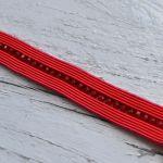 Bransoletka czerwona II