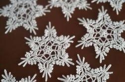 Śnieżynka, gwiazdeczka 16 cm