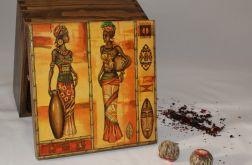 """Herbaciarka  """"Kobiety Afryki"""""""
