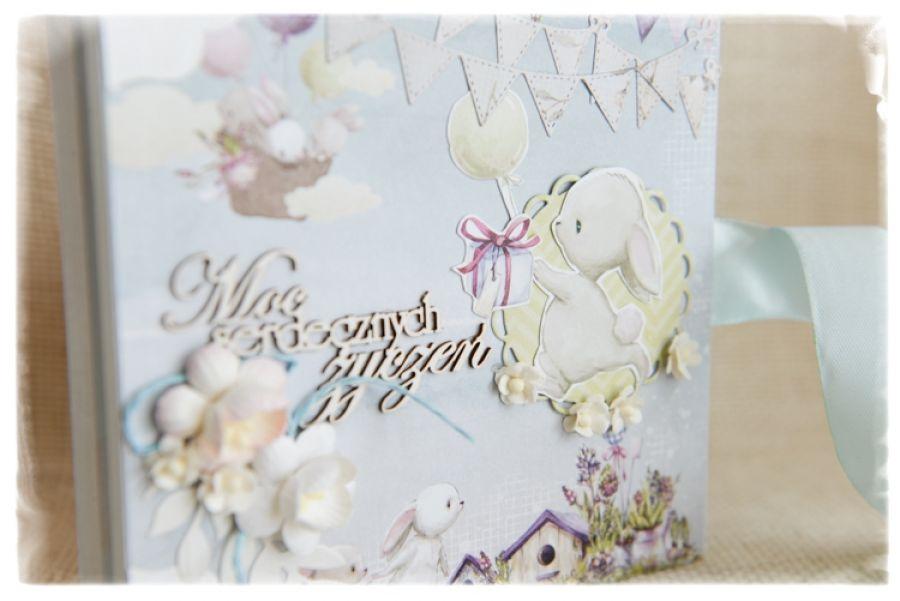 Kartka na urodziny Piękna dla dziecka unisex
