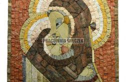 Mozaika ścienna - MAMA