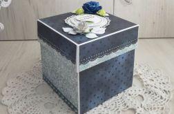 Exploding box urodzinowy dla mężczyzny