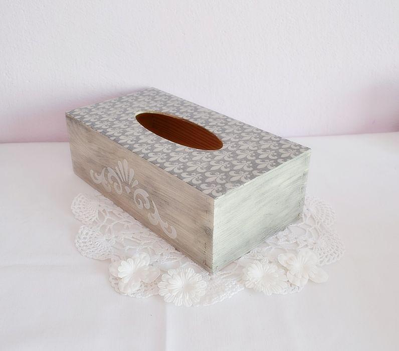 Chustecznik w szarościach - Chustecznik szary2