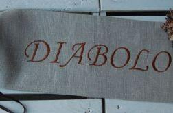 Worek na Diabolo - zamówienie pani Kasi