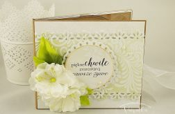 Folder na CD z sesji ślubnej #1