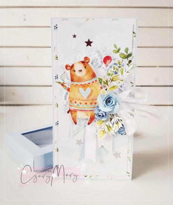 Kartka dla dziecka #201 - kartka urodzinowa