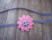 Nomma Opaska kwiateczek NA WYMIAR:)