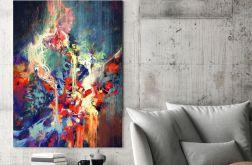 Obraz na płótnie abstrakcja 1 70x100 cm