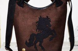torba zarka z koniem