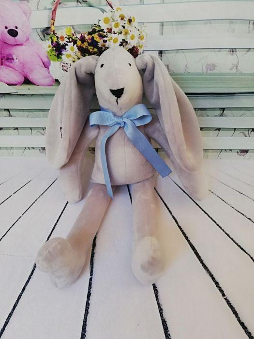Pluszowy królik - Królik z minky