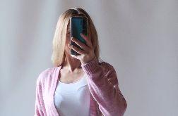 Długi sweter płaszczyk,kardigan