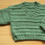 Sweterki dla bliżniaków