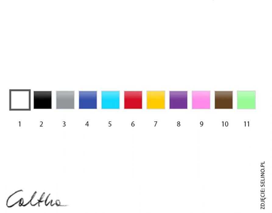Zaplatanie - damski t-shirt - różne kolory