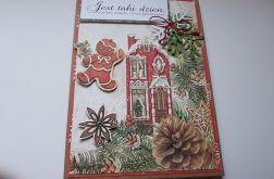 Kartka Boże Narodzenie 7
