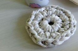 Podkładka pod kubek w owieczki