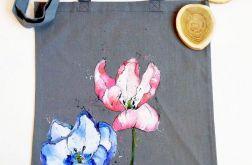 tulipany malowane