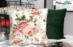 Dekoracyjna poduszka ~ cygańskie róże