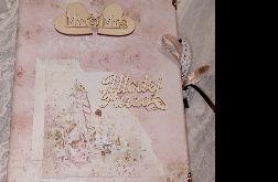 Pudełko Księga Ślubna