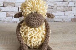 Długonoga owieczka szydełkowa