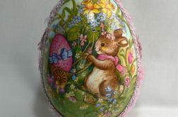 Jajko z zającem (20cm)
