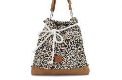 Plecak/torba Mili Funny Bag - panterka