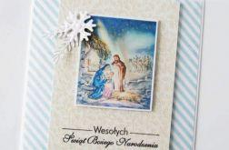 Kartka Świąteczna - tradycyjna 01