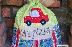 Worek dla dziecka - Samochód