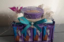 słodkie torty oraz bukiety