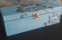 Herbaciarka Niebieska Róża