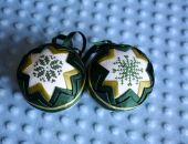 Karczochy zielone z haftem