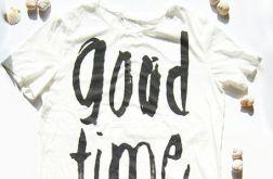 koszulka z fajnym napisem, t-shir xxl bawełn