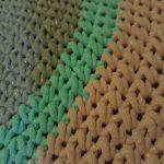 Dywan ze sznurka 85 cm sznurkowy dywan - Możliwość personalizacji.