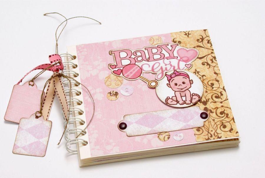 Album BabyGirl dla dziewczynki