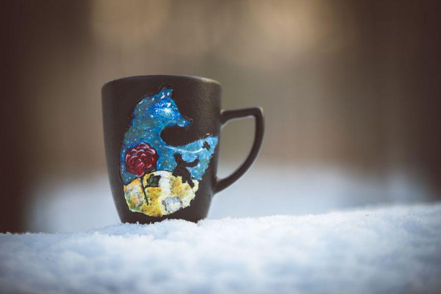 Kubek do kawy - Mały Książę -
