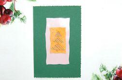 Kartka  świąteczna minimalizm 83