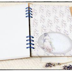 NOTES ZESZYT PAMIĘTNIK ~Forget-me-not~