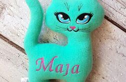Personalizowany kotek - przytulanka f