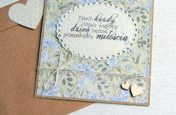 kartka ślubna :: ślubne życzenia