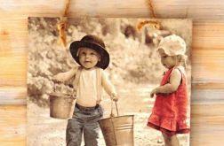 Obrazek do dziecięcego pokoju, upominek