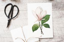Plakat magnolia vintage 50X70 B2