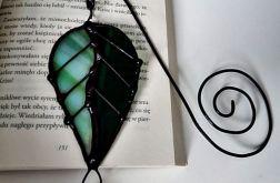Zakładka do książki Zielono Mi , Tiffany