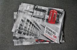 4 podkładki pod talerze - Londyn II