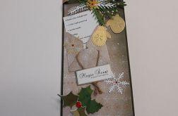 Kartka świąteczna z przepisem