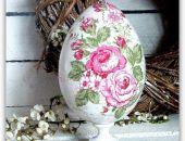 Różane jajko