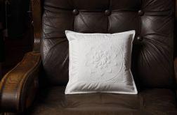 Dekoracyjna poduszka trapunto pierwsza