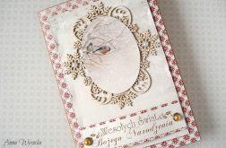 Świąteczna Vintage z ptaszkami